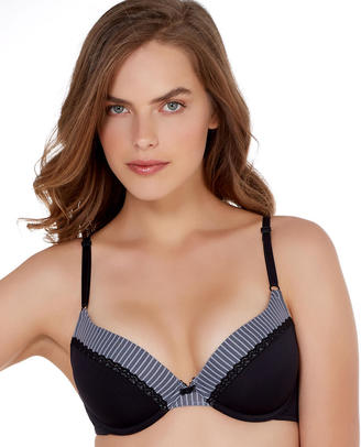 Lily of France French Charm Push-Up Bra - Women's $36 thestylecure.com