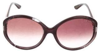Tom Ford Oversize Tinted Sunglasses