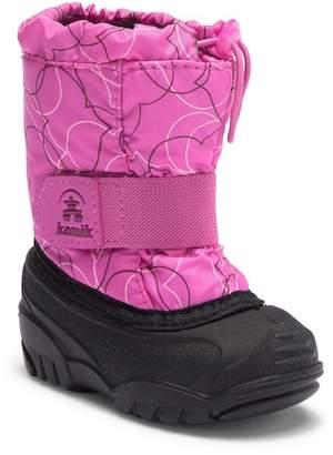 Kamik Tickle Waterproof Snow Boot (Toddler)