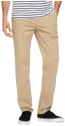 DC Worker Straight 32 Chino Men's Casual Pants