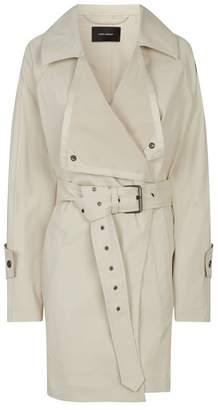 Isabel Marant Jamelo Belted Trench Coat