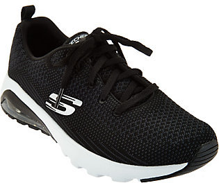 As Is Skechers Sport Skech-Air Lace-up Sneakers $45 thestylecure.com