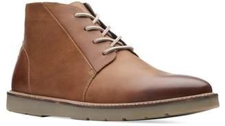 Clarks Grandin Plain Toe Chukka Boot