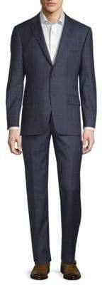 Hickey Freeman Milburn Wool Suit