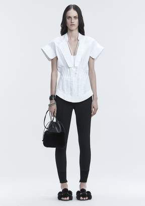 Alexander Wang HIGH WAISTED LEGGINGS PANTS