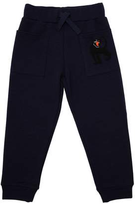 Mini Rodini Organic Merino Wool Sweatpants