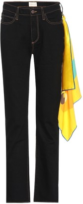Simon Miller W009 Dever slim boot-cut jeans