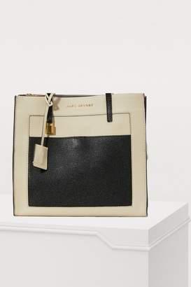 Marc Jacobs The Grind shoulder tote bag