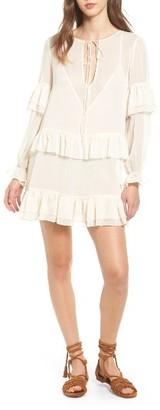 Women's Tularosa Darla Ruffle Dress $178 thestylecure.com