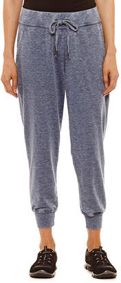 ST. JOHN'S BAY SJB ACTIVE Active French Terry Jogger Pants-Petite