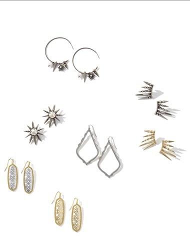 Women's Kendra Scott 'Sophee' Textured Drop Earrings 4
