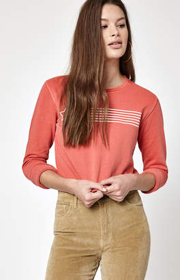 Desert Dreamer Striped Star Sweatshirt