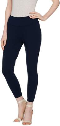 Women With Control Wicked by Women with Control Petite Cropped Knit Leggings