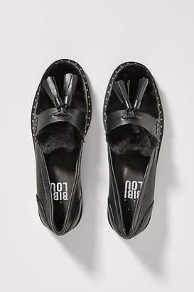 Bibi Lou Faux Fur Loafers