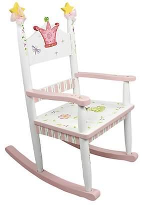 Dacor Teamson Princess & Frog Rocking Chair