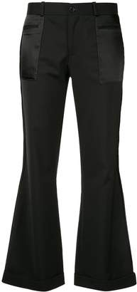 Each X Other kick-fit trousers