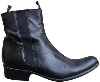 Free Lance Leather ankle boots