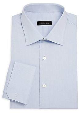 Saks Fifth Avenue French Cuff Dress Shirt
