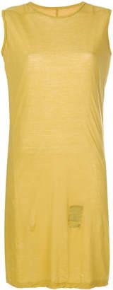 Rick Owens long tank top