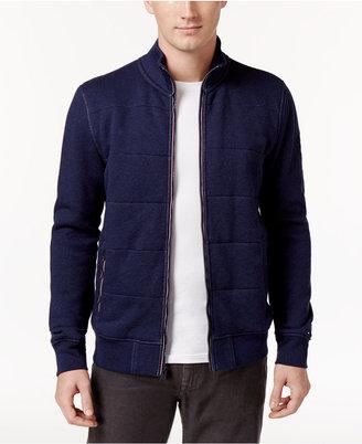 Tommy Hilfiger Men's Ezra Quilted Jacket $149 thestylecure.com