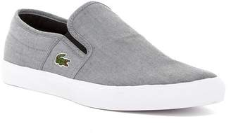 Lacoste Gazon Sport Slip-On Sneaker