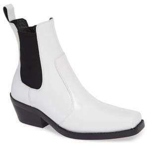 Jeffrey Campbell Poker Chelsea Boot