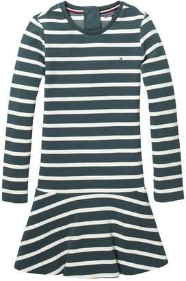 Tommy Hilfiger TH Kids Stripe Skipper Dress