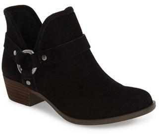 Lucky Brand 'Bashira' Split Bootie $138.95 thestylecure.com