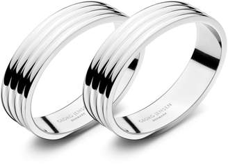 Georg Jensen Living Bernodotte Napkin Rings