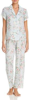 Flora Nikrooz Rose Notch Pajama Set