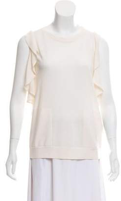 Brunello Cucinelli Wool & Cashmere Top