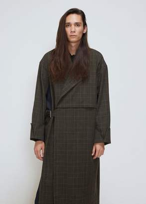 Deveaux Oversized Trench