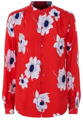 Equipment Cornelia Floral Silk Shirt