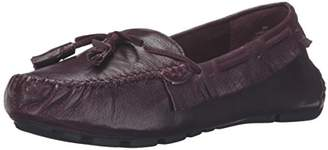Nine West Women's Begone Leather Moccasin