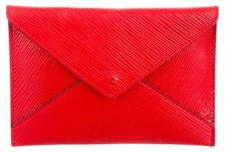 Louis Vuitton Epi Invitation Envelope