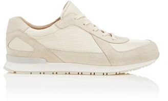 Helmut Lang Women's Low-Top Sneakers-CREAM $370 thestylecure.com