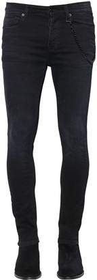 The Kooples 16cm Skinny Stretch Denim Jeans