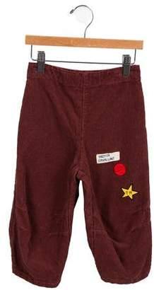 The Animals Observatory Boys' Straight-Leg Corduroy Bottoms w/ Tags