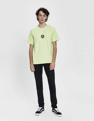 Stussy S/S Link Tee in Pale Green