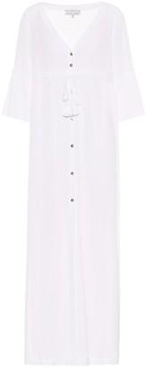 Heidi Klein Portofino cotton maxi dress