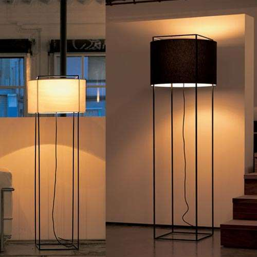 Metalarte Lewit P Floor Lamp