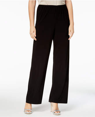 Alex Evenings Wide-Leg Pants, Regular & Petite