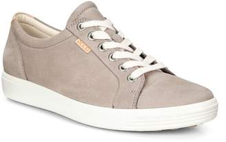Ecco Dip Soft 7 Leather Sneakers