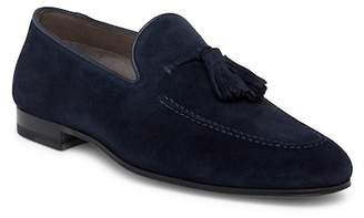 Magnanni Faleo Leather Tassel Loafer