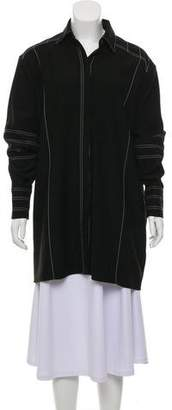 J.W.Anderson Long Sleeve Button-Up Top
