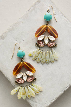 Elements Amalthea Chandelier Earrings $58 thestylecure.com