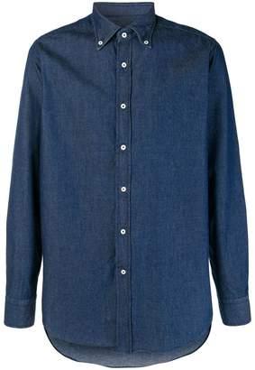 Piombo Mp Massimo classic denim shirt