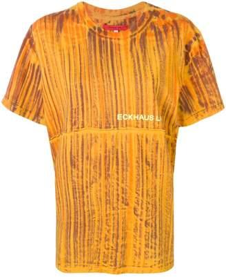Eckhaus Latta oversized T-shirt