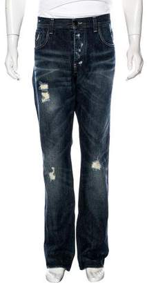 G Star Attacc Distressed Jeans