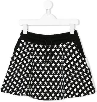 MSGM stars print skirt